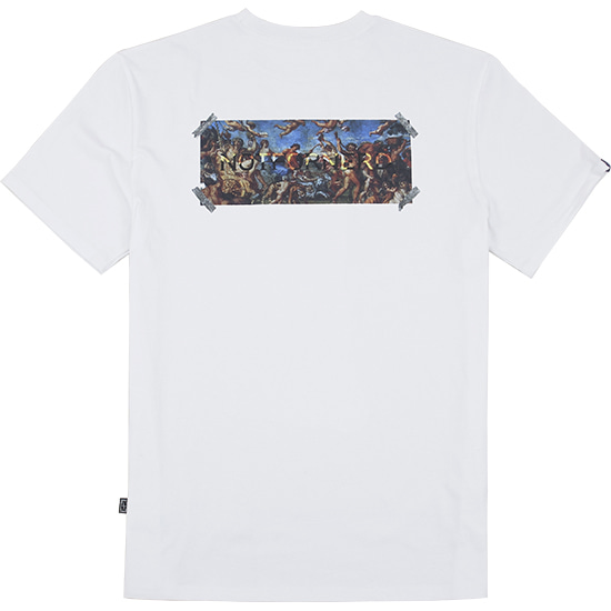 Festival T-Shirts [White],NOT4NERD
