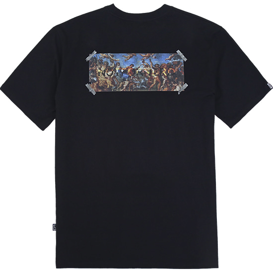 Festival T-Shirts [Black],NOT4NERD