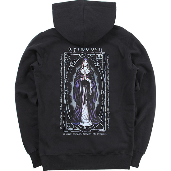 Sister Mary Pullover Hood [Black],NOT4NERD