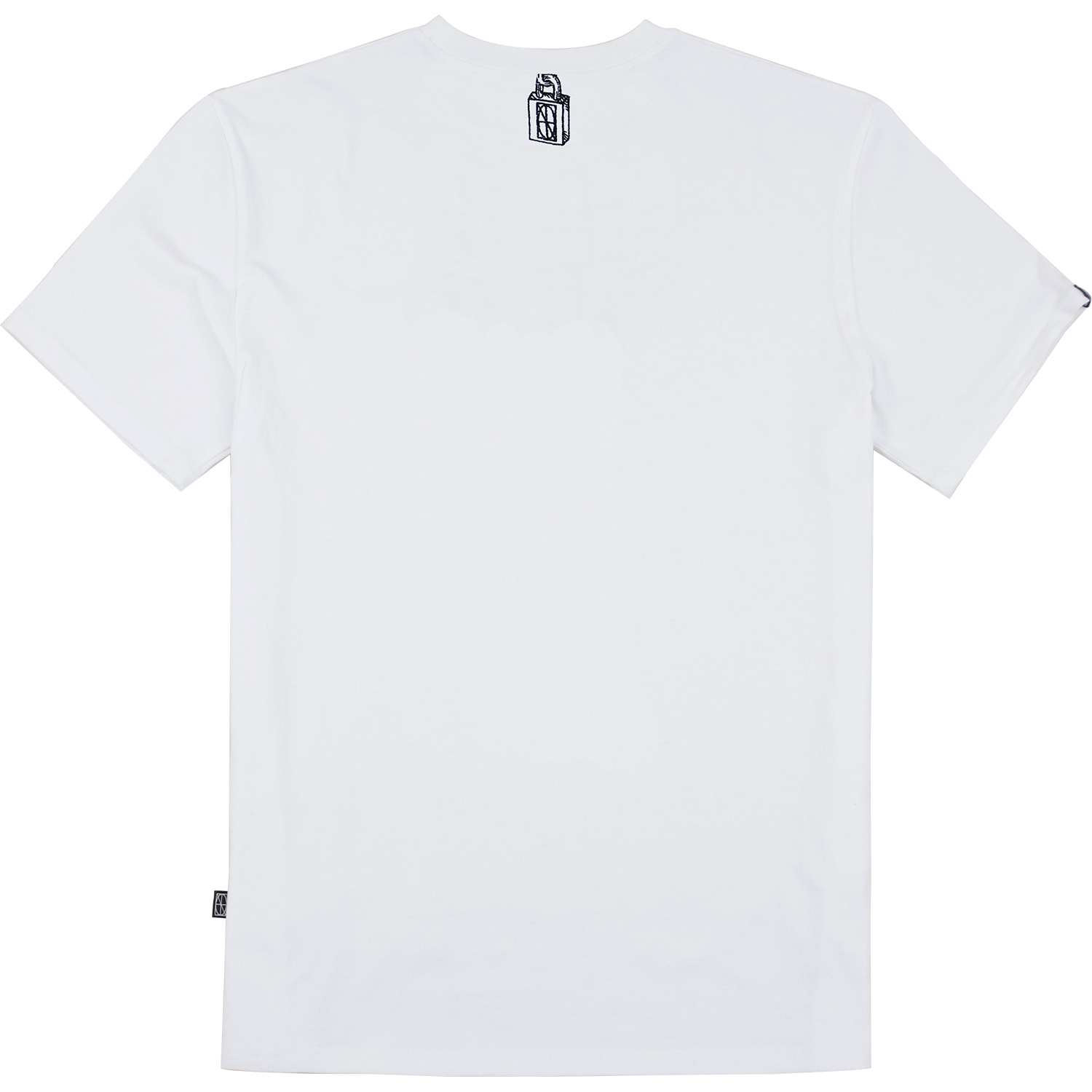 In Chains T-Shirts [White],NOT4NERD