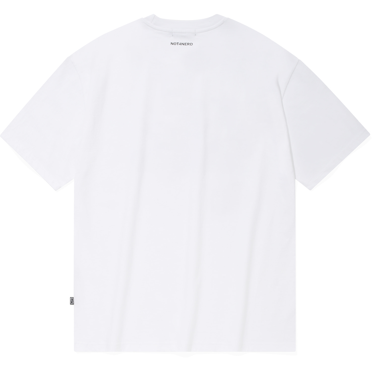 Nuclear T-Shirts White,NOT4NERD